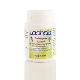 Lactobacillus acidophilus in Probio-pure JUNIOR